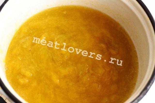 Соус из алычи к мясу на зиму - очень вкусный рецепт с пошаговыми фото