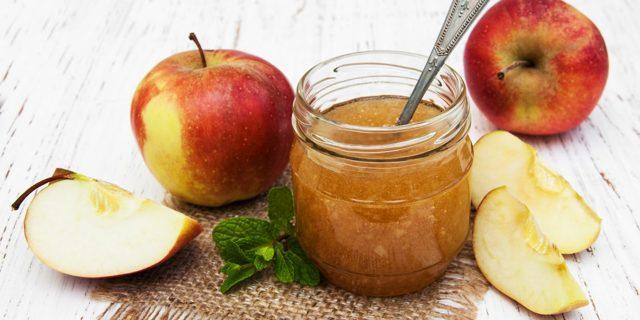 Повидло из яблок на зиму в домашних условиях - 5 простых и вкусных рецептов с фото пошагово