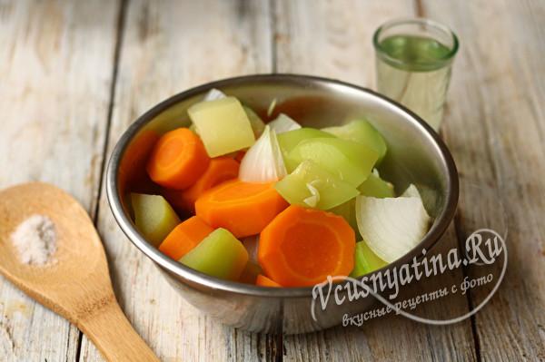 Икра из кабачков как магазинная на зиму - 5 простых и вкусных рецептов с фото пошагово