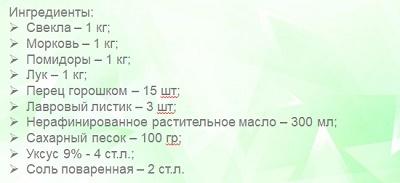 Борщевая заправка пальчики оближешь на зиму  - 5 рецептов с фото пошагово