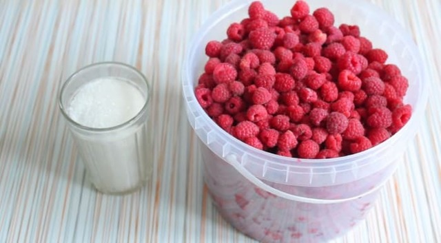 Компот из малины на зиму - 5 простых рецептов с фото пошагово