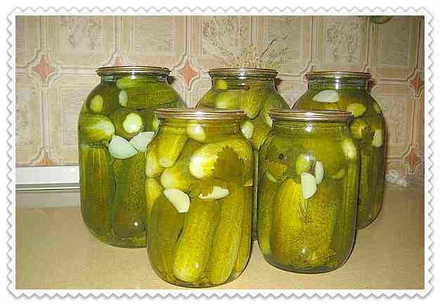 Огурцы с лимонной кислотой на зиму - 16 рецептов в банках без стерилизации с пошаговыми фото