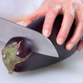 Лечо с баклажанами на зиму - простой пошаговый рецепт