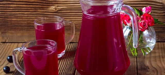Компот из черной смородины с мятой и лимоном на 3-литровую банку на зиму - простой рецепт от автора