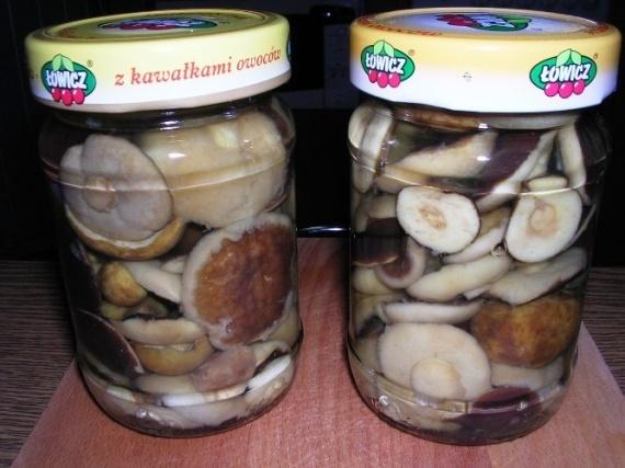 Соленые подберезовики на зиму в банках - рецепт приготовления с пошаговыми фото