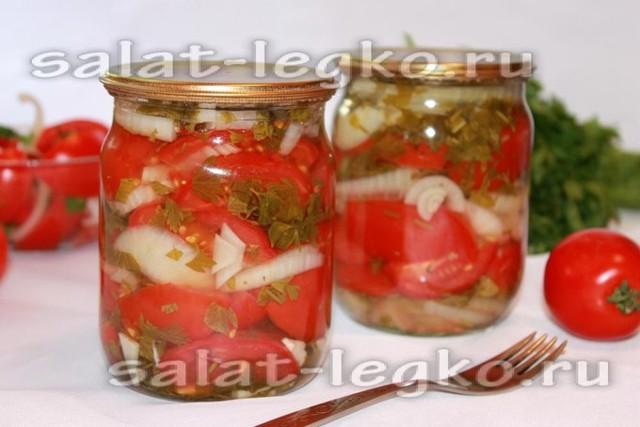 Помидоры с петрушкой на зиму - 90 рецептов самых вкусных с пошаговыми фото
