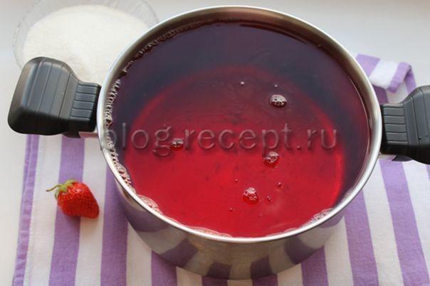 Компот из земляники в 3-х литровых банках на зиму - 10 рецептов без стерилизации с пошаговыми фото