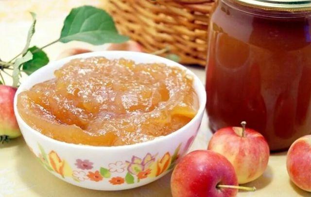 Повидло из яблок на зиму - 5 простых рецептов с фото пошагово