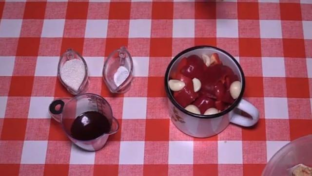 Аджика из сладкого перца на зиму - рецепт с пошаговыми фото