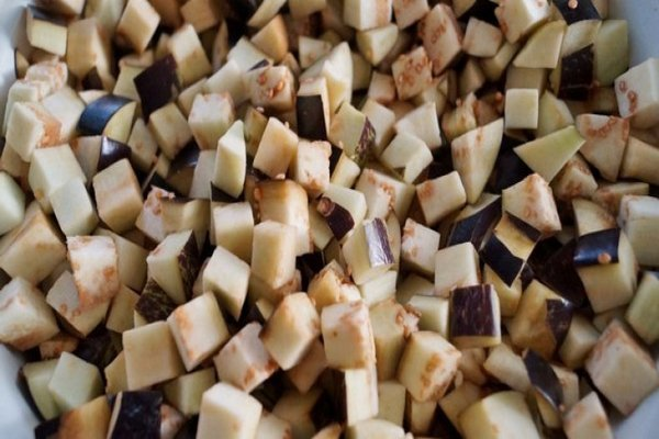 Баклажаны заморозка на зиму - простой пошаговый рецепт