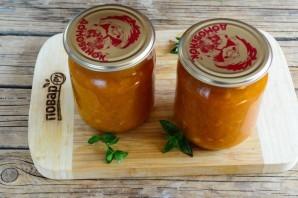 Желе из абрикосов с апельсинами на зиму - рецепт с пошаговыми фото