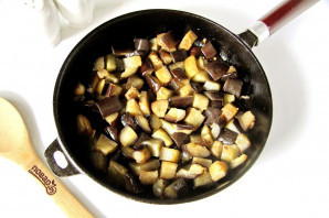 Баклажаны с майонезом на зиму - простой пошаговый рецепт