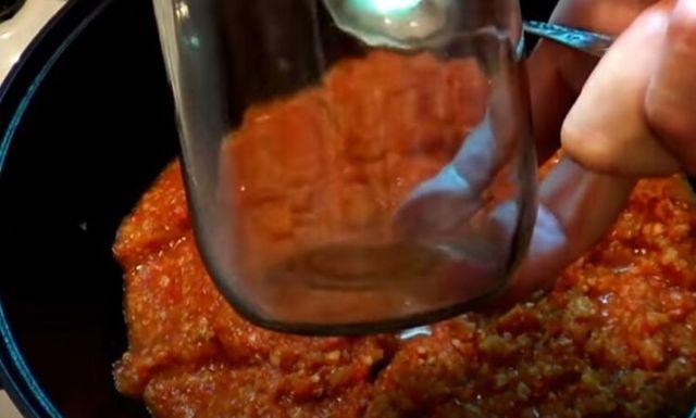 Аджика из кабачков на зиму - 5 рецептов пальчики оближешь с фото пошагово