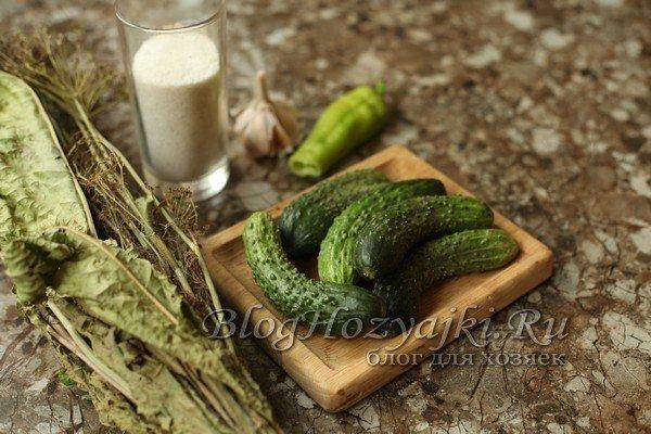 Огурцы без уксуса на зиму - очень вкусный рецепт с фото