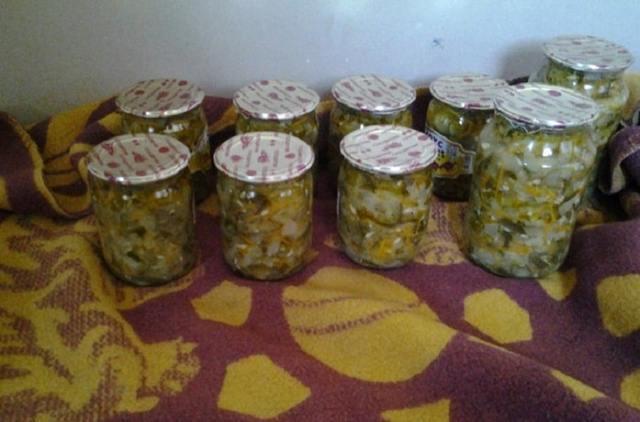 Рассольник с перловкой и свежими огурцами на зиму - рецепт с пошаговыми фото