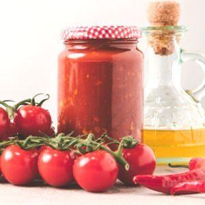 Кетчуп из помидоров на зиму пальчики оближешь - пошаговый рецепт с фото