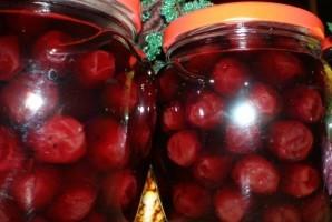 Вишня в сиропе на зиму - 31 рецепт с пошаговыми фото