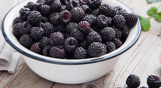 Компот из черники и малины на зиму - рецепт на 3-х литровую банку с пошаговыми фото