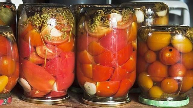Помидоры в желе без стерилизации на зиму - рецепт с пошаговыми фото
