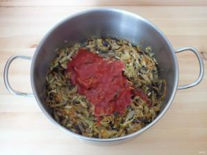 Закуска из кабачков и баклажанов на зиму - простой пошаговый рецепт