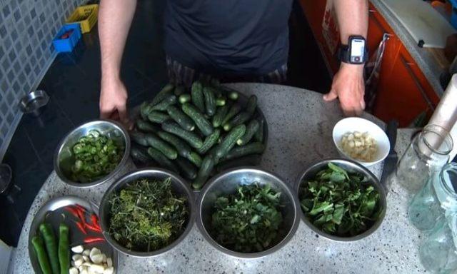 Соленые огурцы для хранения в квартире на зиму - 5 рецептов с фото пошагово