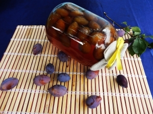 Компот из клубники с лимонной кислотой на зиму - простой пошаговый рецепт
