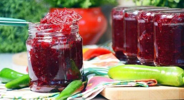 Салат из кабачков и свеклы на зиму - рецепт с пошаговыми фото
