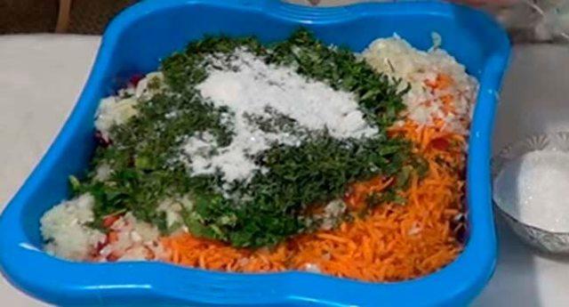 Салат из свеклы для борща на зиму - рецепт с пошаговыми фото