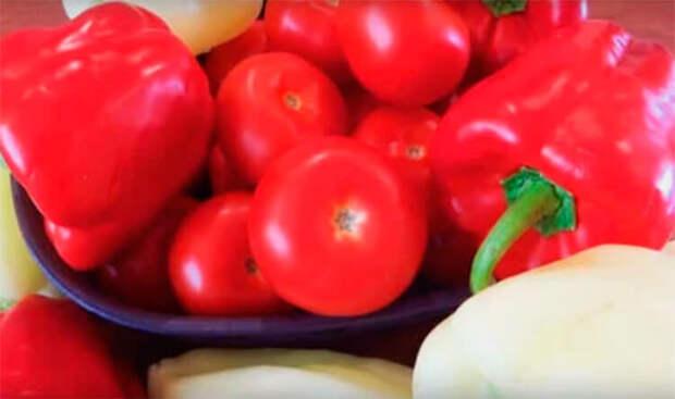Лечо из перца с томатным соком на зиму - рецепт приготовления с пошаговыми фото