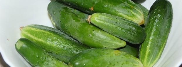 Огурцы под капроновую крышку на зиму - пошаговый рецепт
