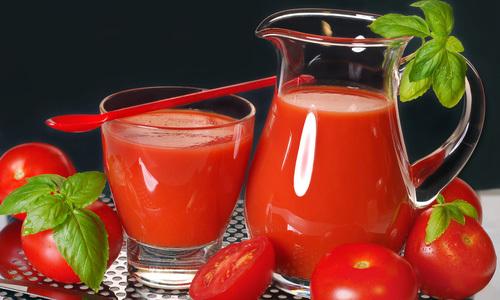 Томатный сок из помидор своими руками на зиму - простой пошаговый рецепт
