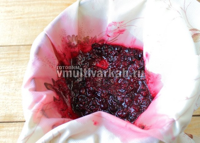 Желе из красной смородины в мультиварке на зиму - простой рецепт от автора