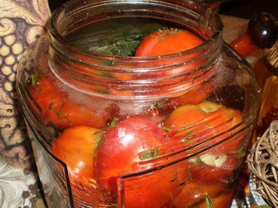 Помидоры фаршированные чесноком на зиму - 24 рецепта пальчики оближешь с пошаговыми фото