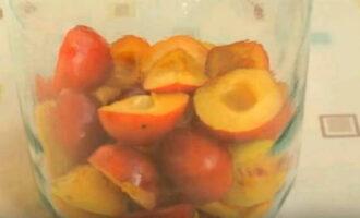 Компот из алычи на зиму - рецепт приготовления с пошаговыми фото