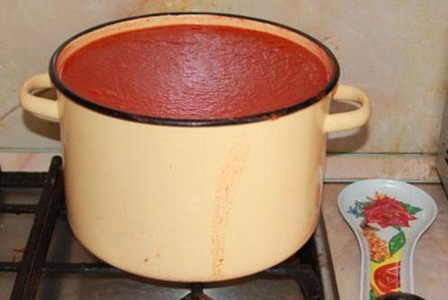 Томатный сок через мясорубку на зиму - 5 рецептов с фото пошагово
