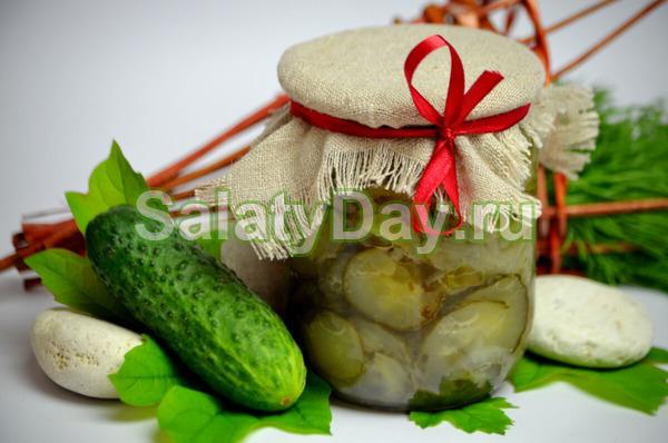 Огурцы с луком и острым перцем на зиму - рецепт с пошаговыми фото