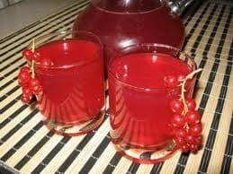Сок из красной смородины на зиму - простой пошаговый рецепт