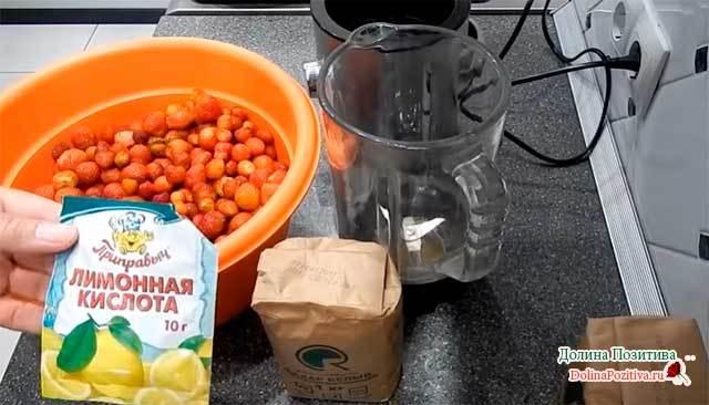 Клубника в сиропе без стерилизации на зиму - пошаговый рецепт с фото