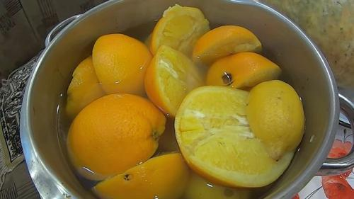 Сок из тыквы и моркови без соковыжималки на зиму - рецепт с пошаговыми фото