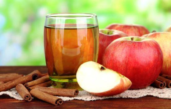 Яблочный сок с лимонной кислотой на зиму - рецепт с пошаговыми фото