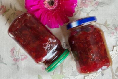 Вишневый конфитюр на зиму - рецепт приготовления с пошаговыми фото