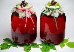 Компот из черемухи на зиму - 10 рецептов в банке с пошаговыми фото