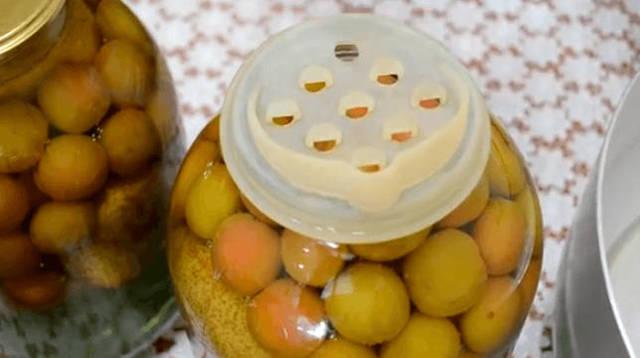 Компот из слив без стерилизации на зиму - пошаговый рецепт с фото