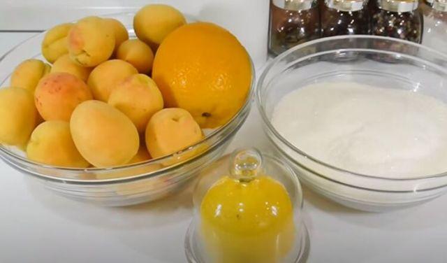 Фанта из абрикосов и апельсинов на зиму - рецепт с пошаговыми фото