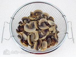 Лечо с шампиньонами на зиму - простой рецепт приготовления с пошаговыми фото