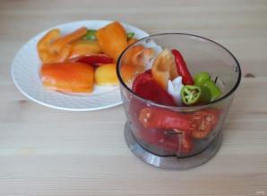 Салат кобра из помидоров на зиму - рецепт с пошаговыми фото