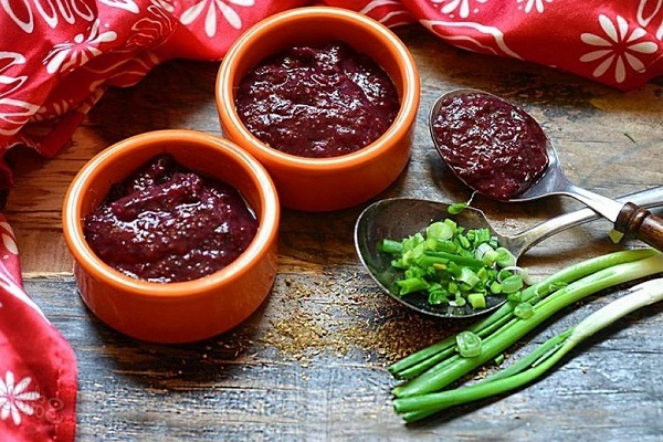 Ткемали из чернослива на зиму - простой и вкусный рецепт с пошаговыми фото