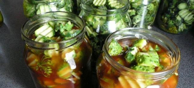 Огурцы в томатном соке на зиму - 5 обалденных рецептов с фото пошагово