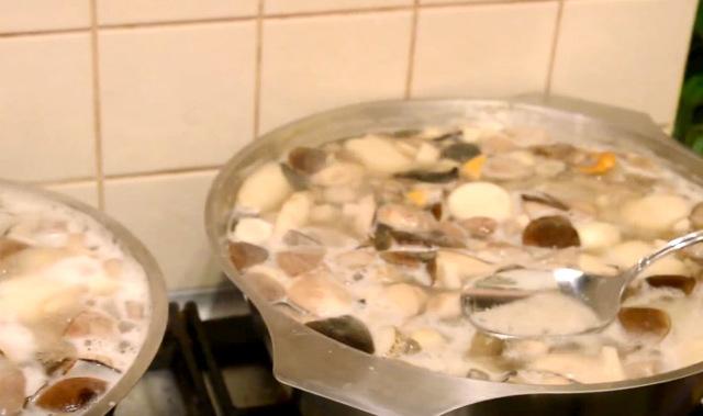 Как замариновать подосиновики на зиму - рецепт с пошаговыми фото