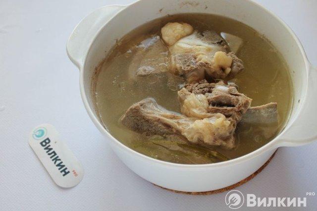 Рассольник без перловки на зиму - рецепт приготовления с пошаговыми фото